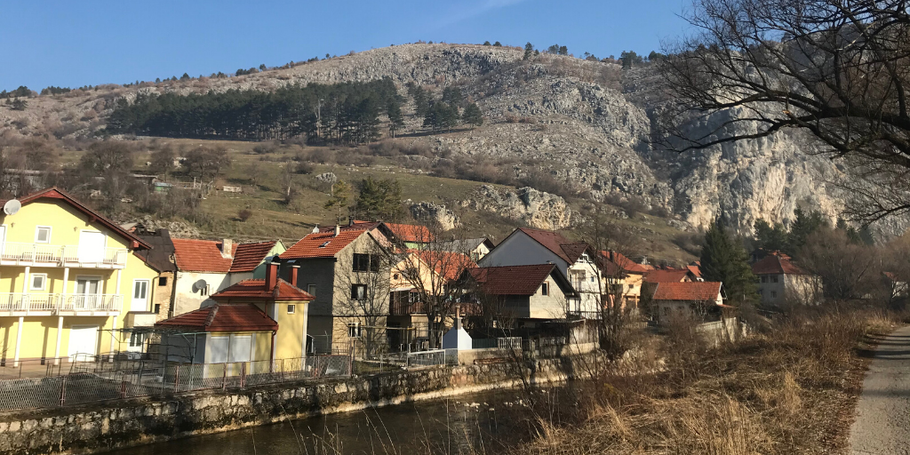 Speaking the Message of Hope in Bosnia
