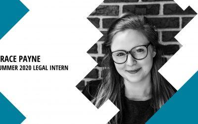 Summer 2020 Intern: Grace Payne