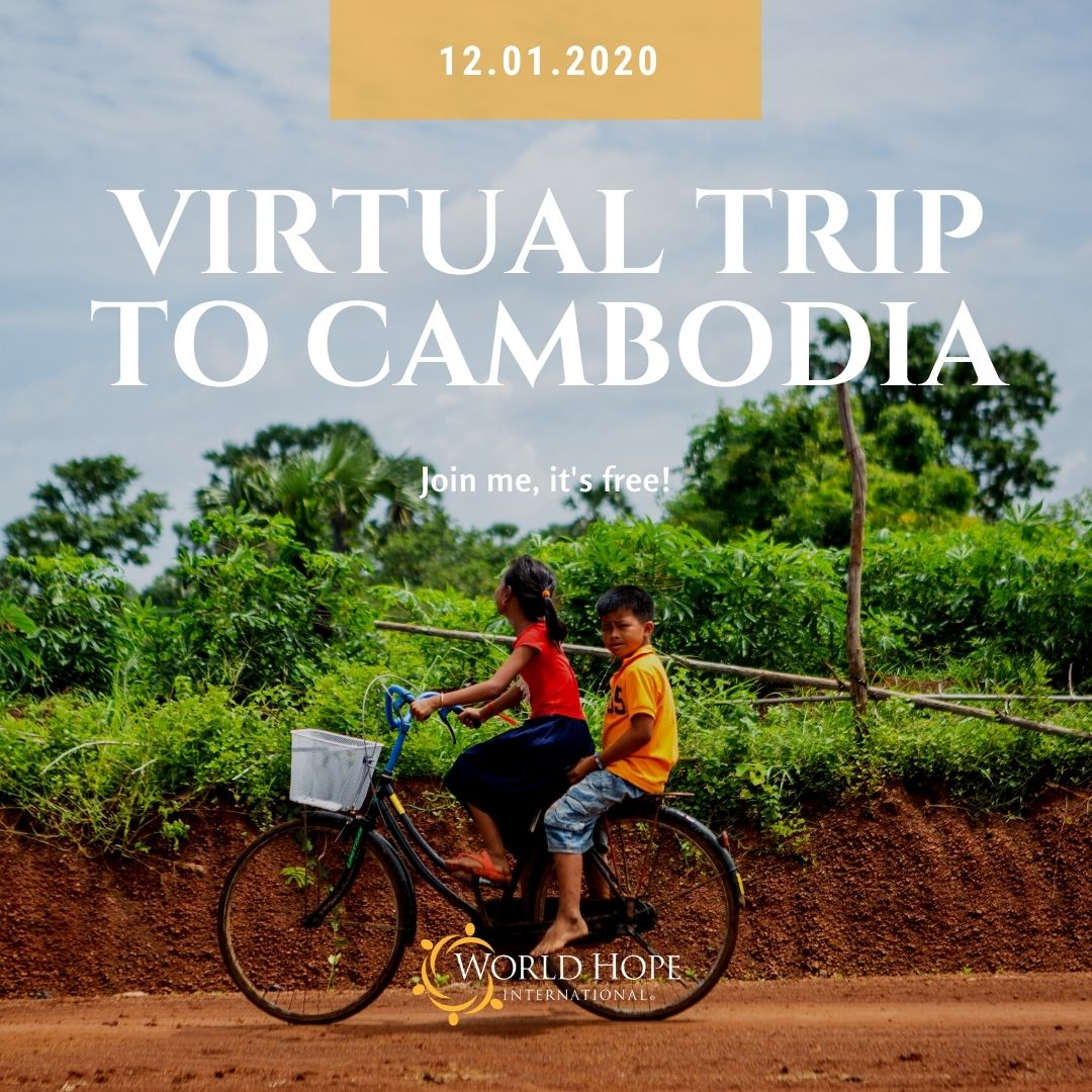 Virtual Trip to Cambodia