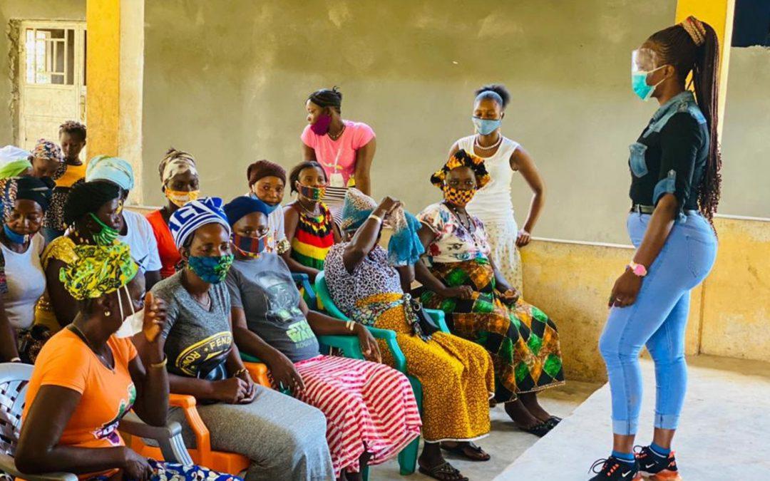 International Women's Day: Elevating Women's Voices in Sierra Leone